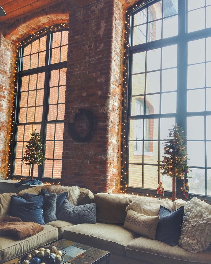 23 Elegant Living Room With Exposed Brick Wall: 70 Rustic Elegant Exposed Brick Wall Ideas For Your Living
