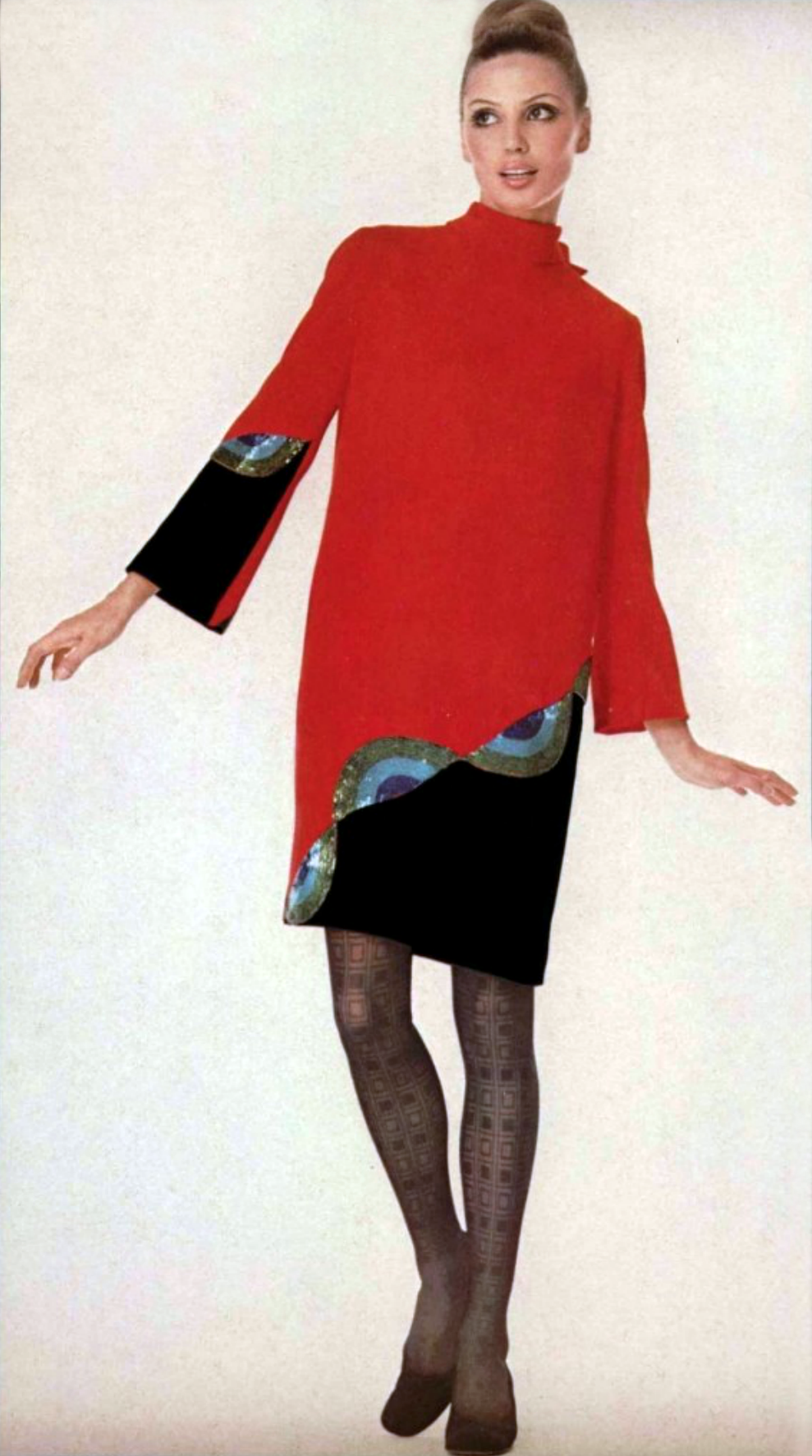 Luofficiel magazine pierre cardin anos moda pinterest