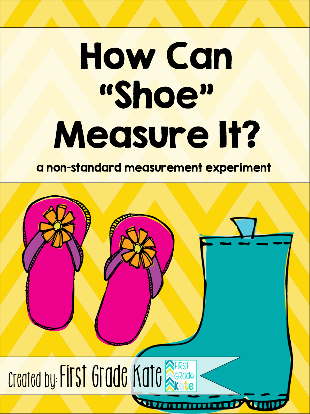 Non Standard Measurement Freebie