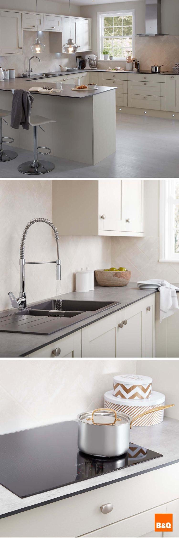 Ideen für küchenschränke ohne türen pin von andrea schäfer auf küche  pinterest  kücheneinrichtung