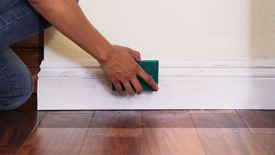 How to Clean Baseboards | Weekly cleaning, Baseboards ...