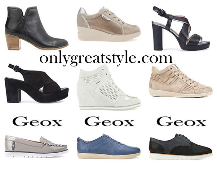 Sales footwear Geox summer 2017 shoes women | Shoes 2017