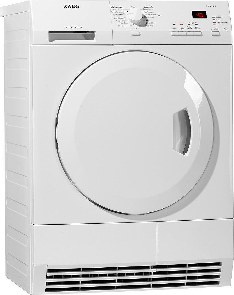 Aeg Kondenstrockner Lavatherm T61270ac 7 Kg Laundry Room