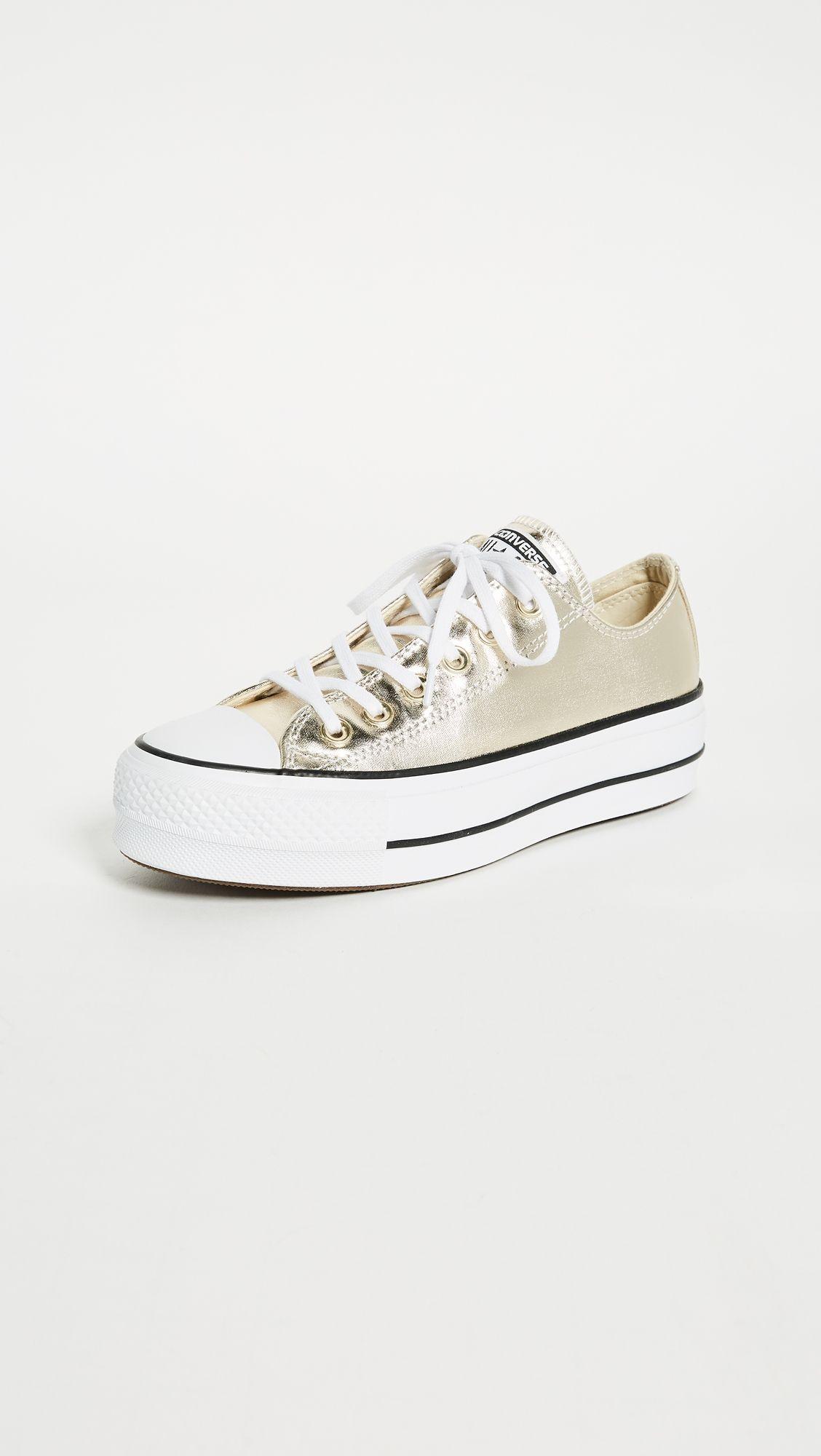 f998589f8a2 Converse Chuck Taylor All Star Lift OX Sneakers