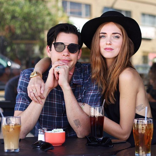 Pin For Later 27 Things You Didn T Know About Style Star Chiara Ferragni Her Current Boyfriend Is Andrew Arthur He Is Chiara Ferragni Chiara The Blonde Salad