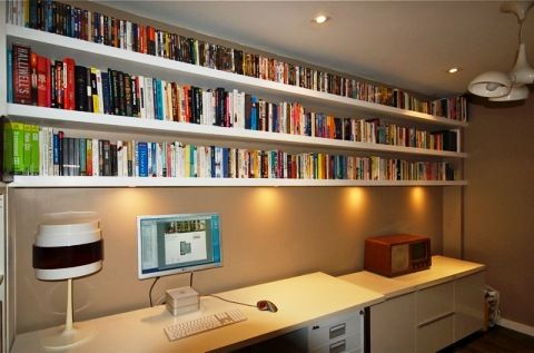 home office shelving. Image Result For Home Office Shelving O