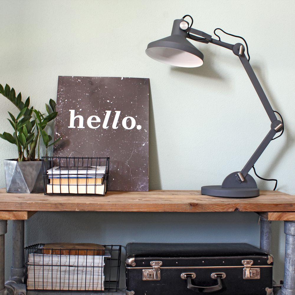 Stehle Zum Dimmen cayden lámpara escritoria lámparas de mesa