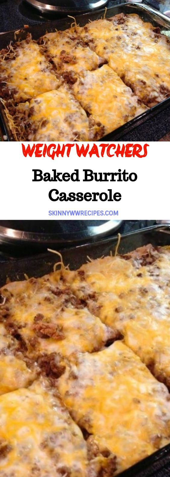 Baked Burrito Casserole images