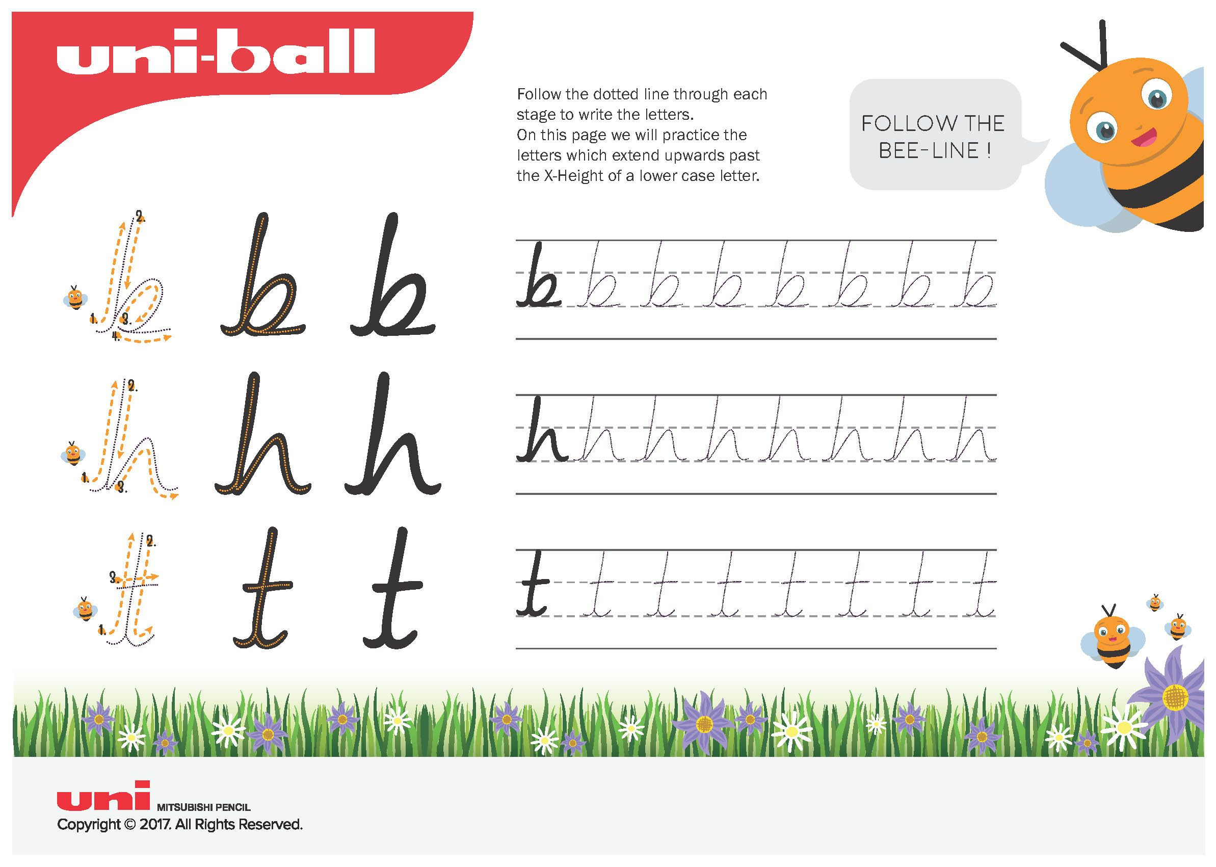 Free Handwriting Worksheets Amp Practice Sheets For Children
