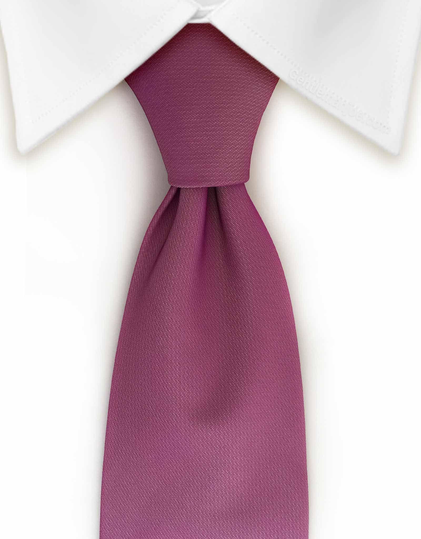 7c2bf08ca41d Dusty Fuschia Rose Necktie | Splash The White Shirt | Mens silk ties ...