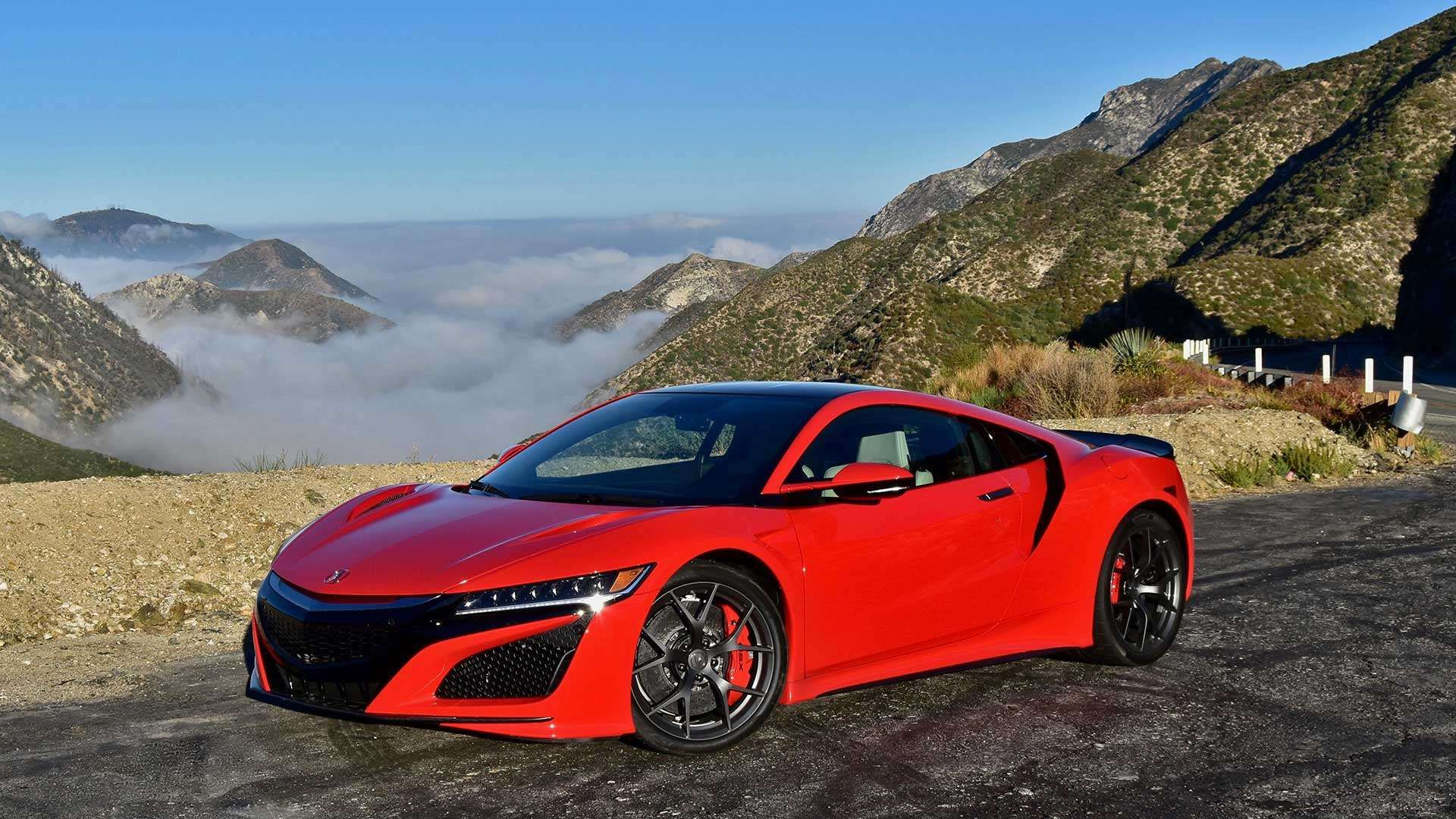Honda S Hybrid Supercar Takes A Writer On Her First Solo Drive Up Southern California Fabled Road