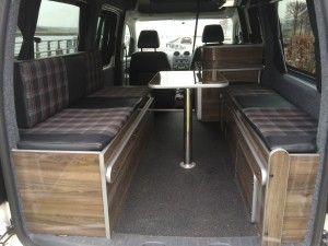 60 Plate Volkswagen Caddy Maxi Interior Mas