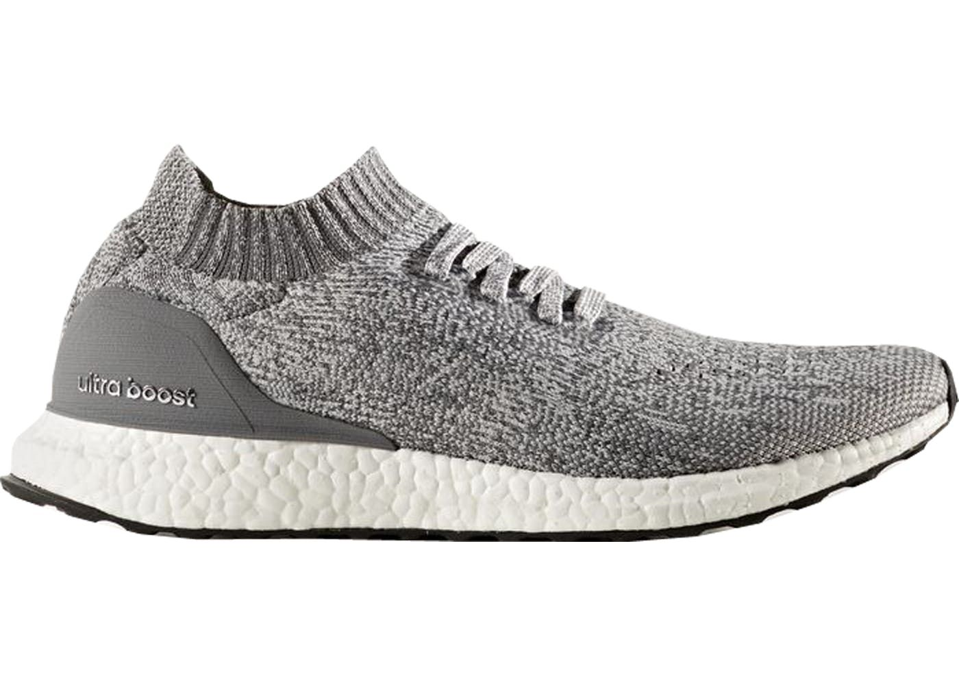 ba0e2c23 Check out the adidas Ultra Boost Uncaged Light Grey available on StockX