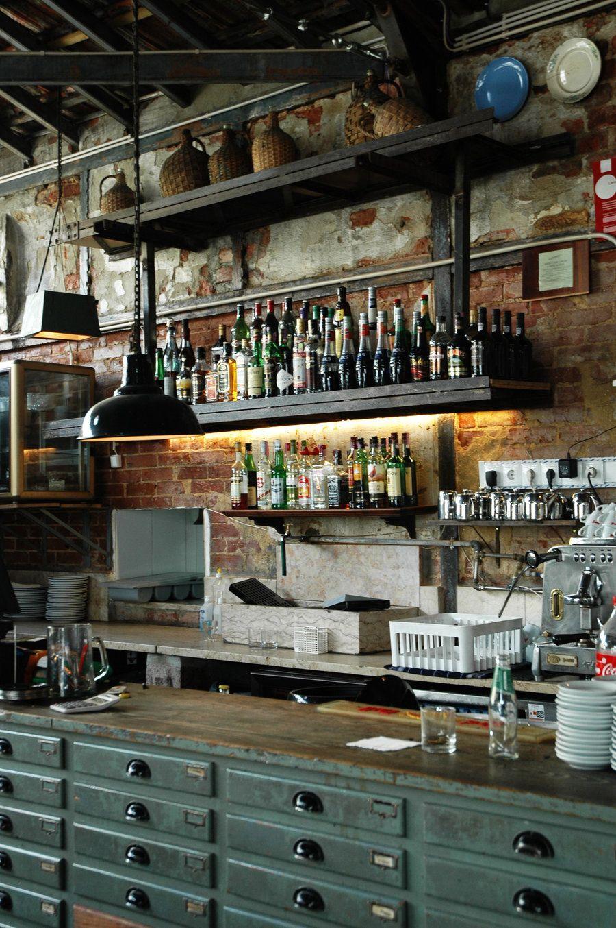 pin by erika van der westhuizen on coffee shop pinterest einrichtung haus and caf. Black Bedroom Furniture Sets. Home Design Ideas