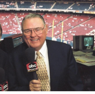 Legendary sports broadcaster Keith Jackson dies at 89