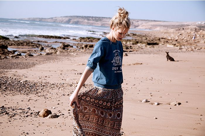 Perfect Surfer Chic Looks from Billabong