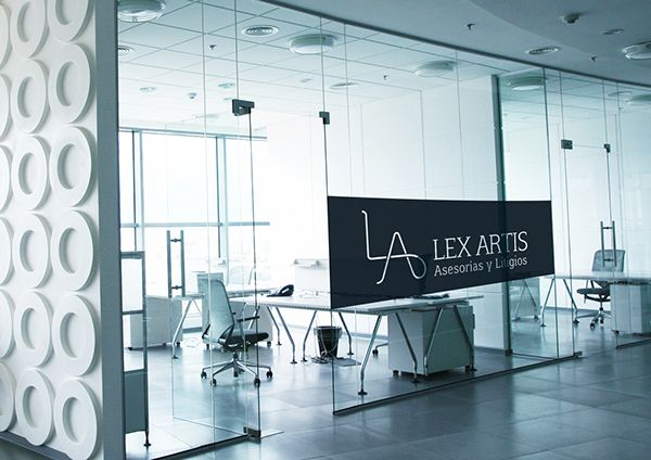lex artis lawyer firm branding on behance law firm id pinterest