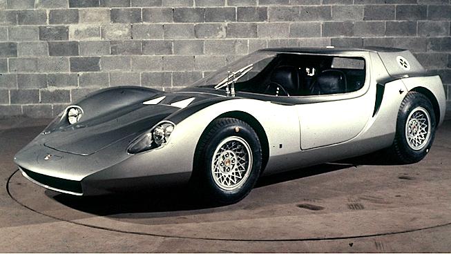 Delightful 1966 Alfa Romeo 1600 Scarabeo By OSI
