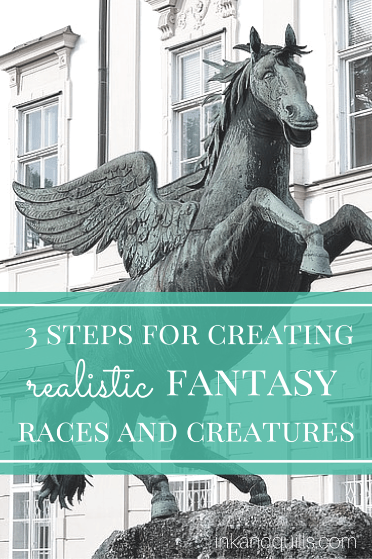 3 Steps for Creating Realistic Fantasy Races and Creatures | Free ...