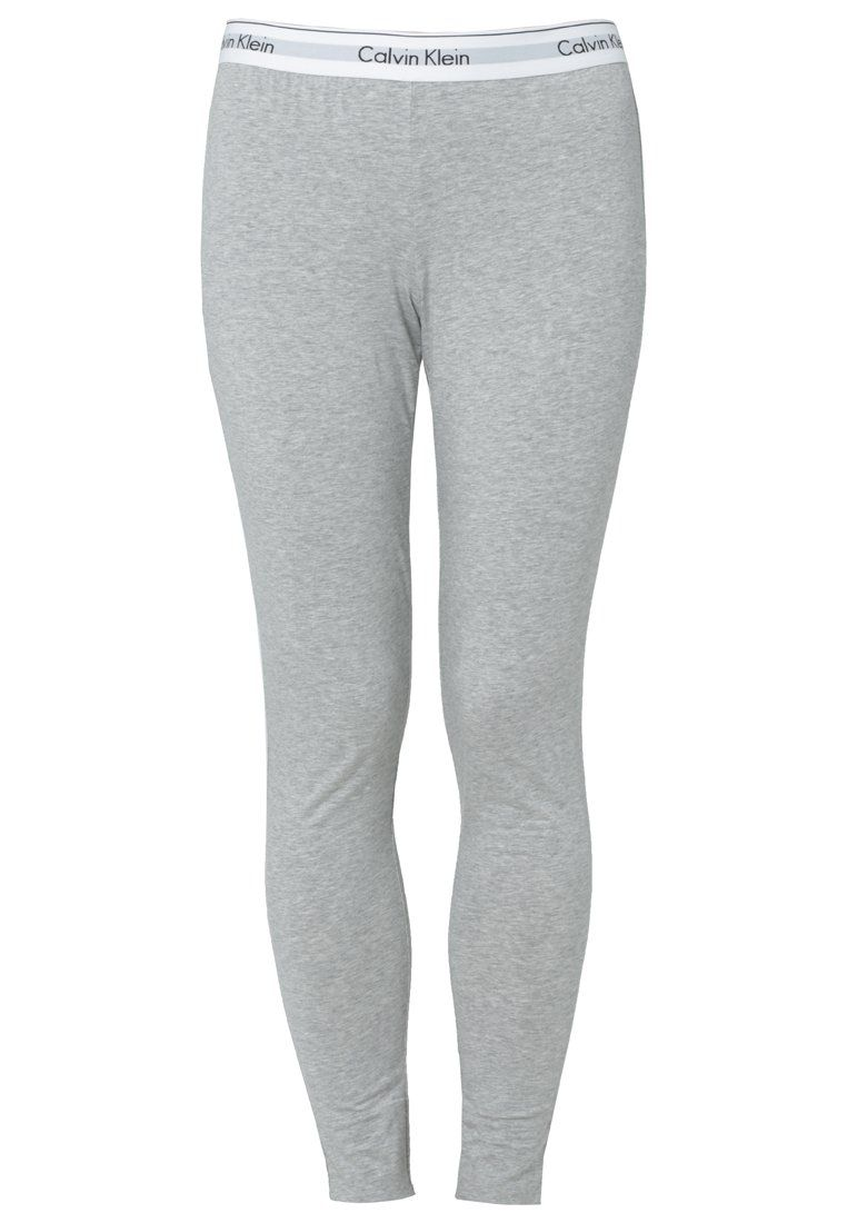 31073f0049 Calvin Klein Underwear Pyjama bottoms - grey heather - Zalando.co.uk