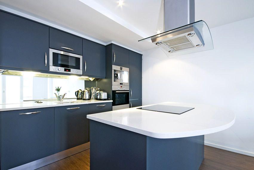 27 Blue Kitchen Ideas Pictures Of Decor Paint Cabinet Designs Blue Kitchen Decor Modern Kitchen Design Blue Kitchens