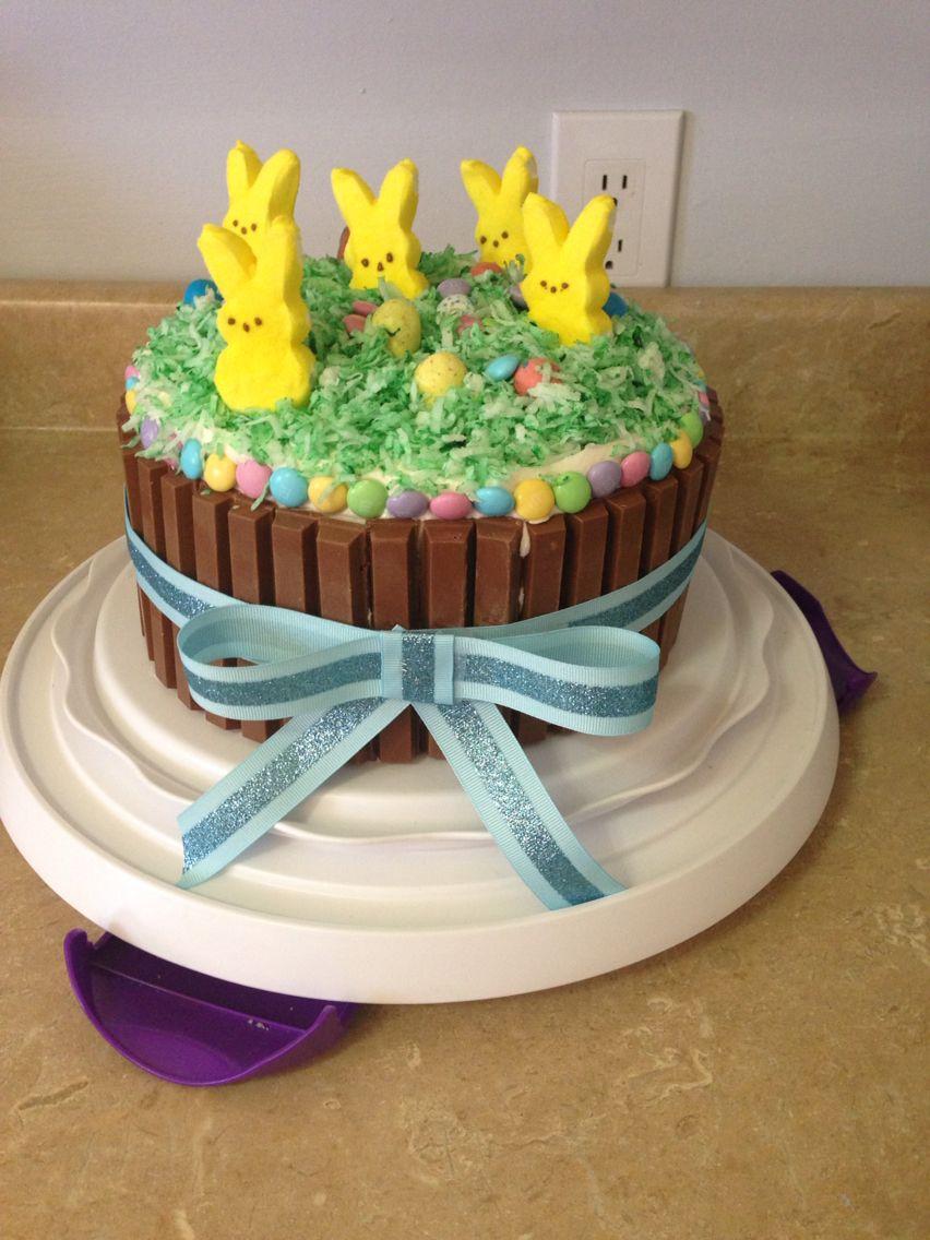 Easter cake I made!!