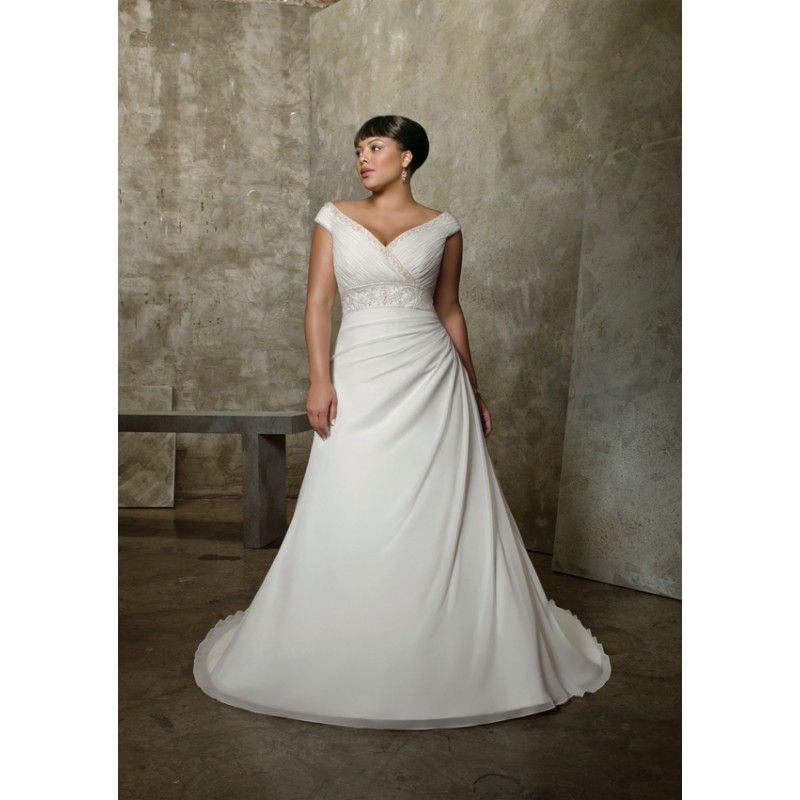 Plus Size Wedding Gowns Whole Low D White