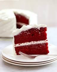 Recipes to Share: bob sykes 's red velvet cakes2 and 1/2 cups cake f...