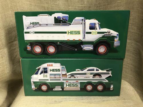 In Santa S Bag 2017 Hess Dump Truck Loader 2016 Hess