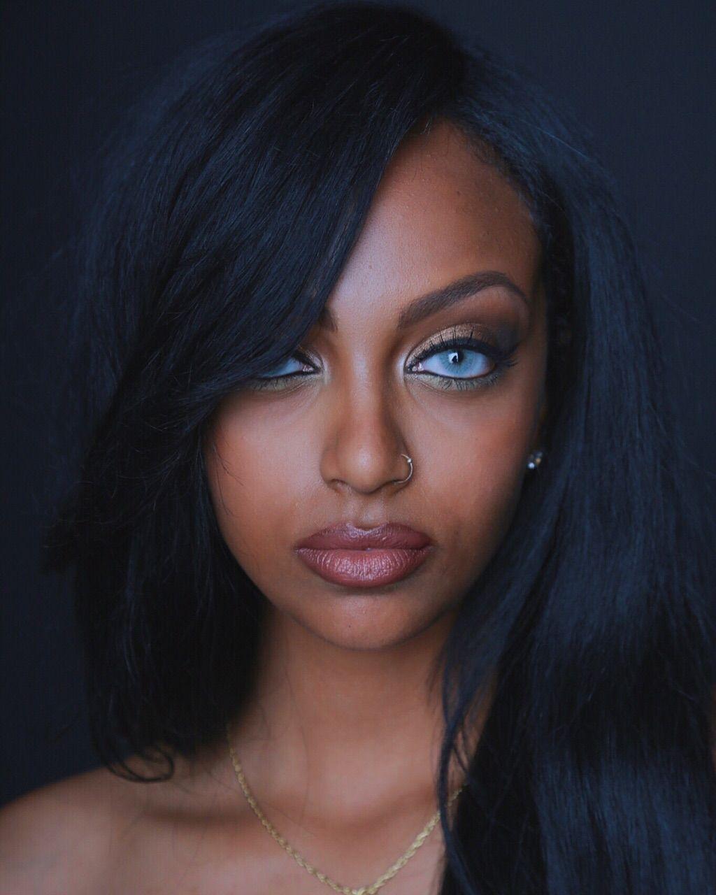 Idea by Cedric Tidwell on EBONY Beauty | Ethiopian beauty