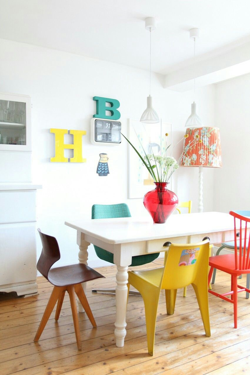 Discover ideas about colorful chairs
