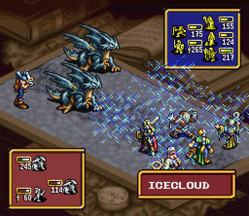RPG Video Games, Anime, and more | Ogre Battle series | Ogre