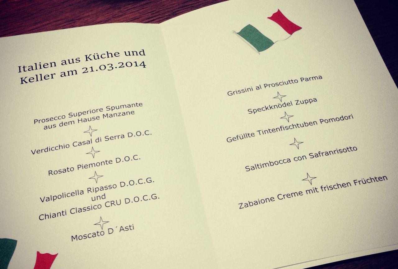 Eine italienische Weinreise im Brennerhof | #verkostung #tasting ...