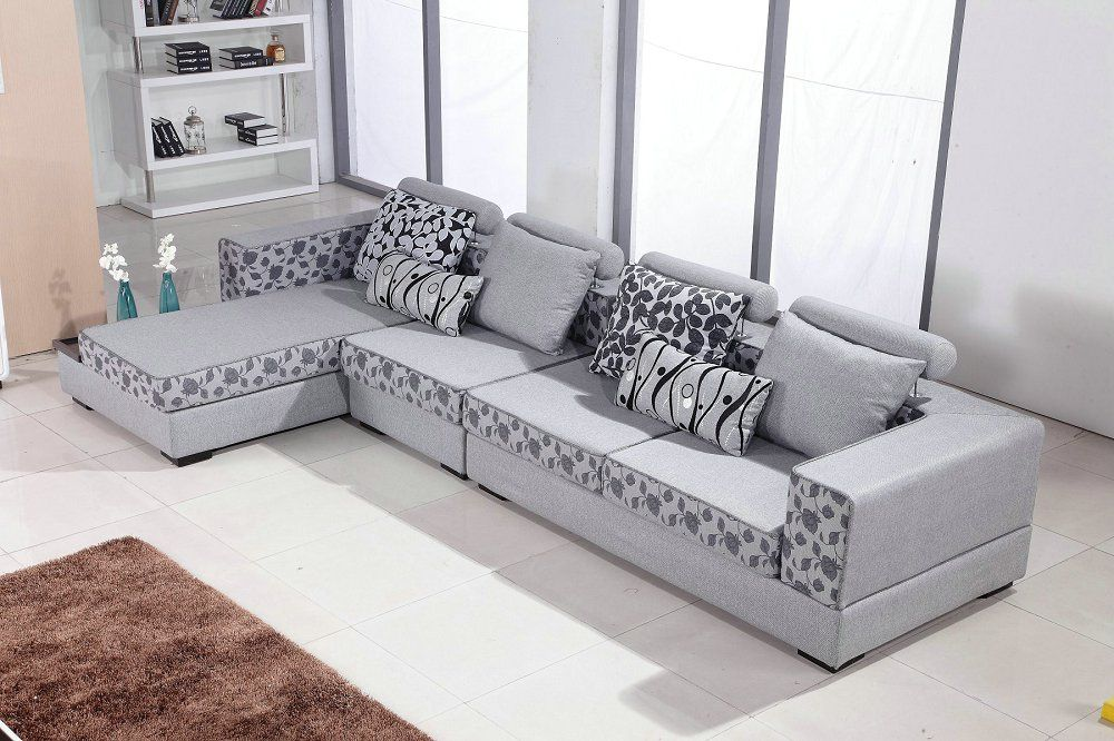 Chaise Sectional Sofa In New Arriveliving No Room European Style Set Modern Fabric Hot Sale Low : european sectional sofa - Sectionals, Sofas & Couches