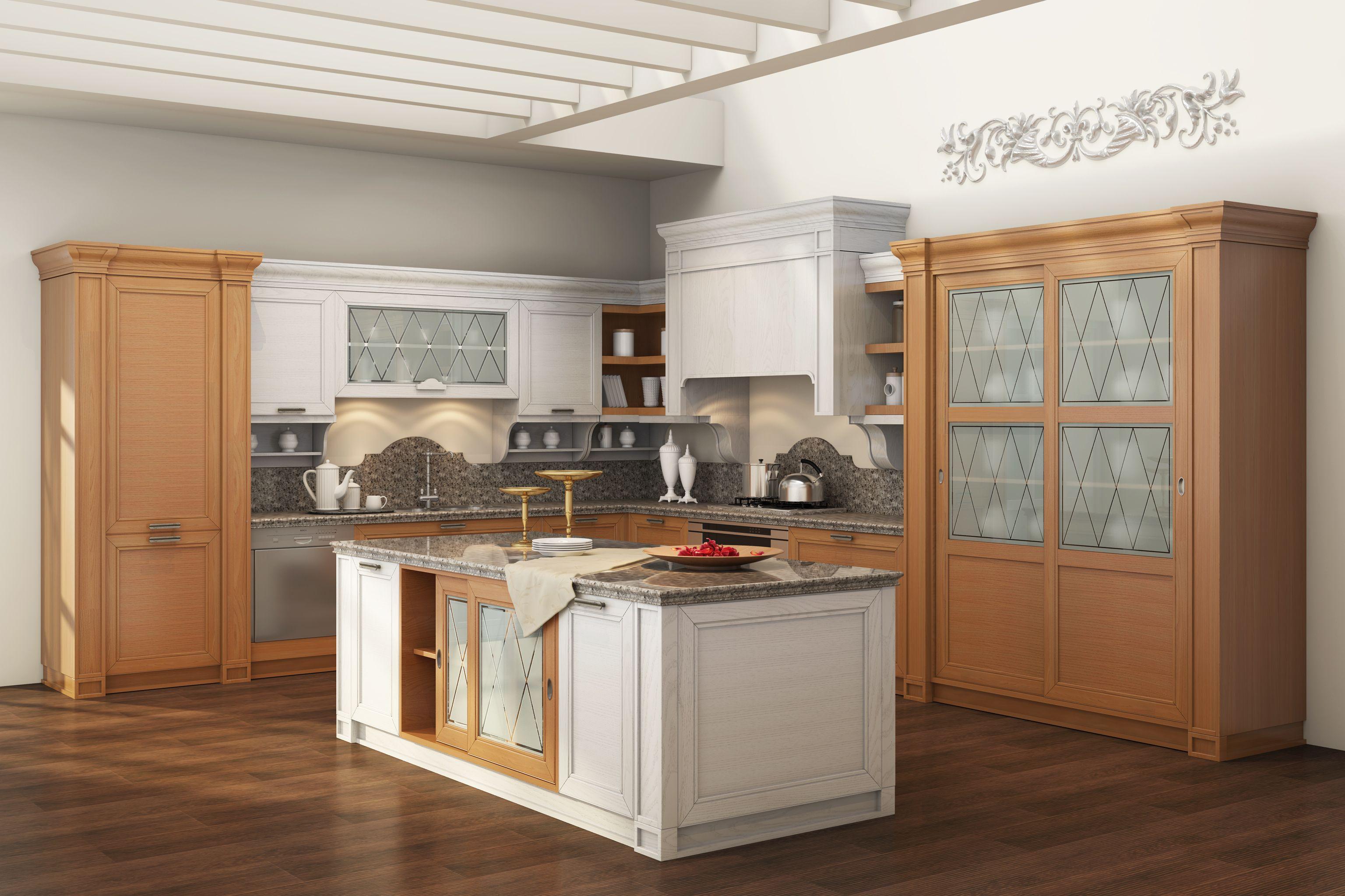 Continental Cabinet Decorative Effect Cabinet Kitchen Cabinets Kitchen Cabinet Manufacturers