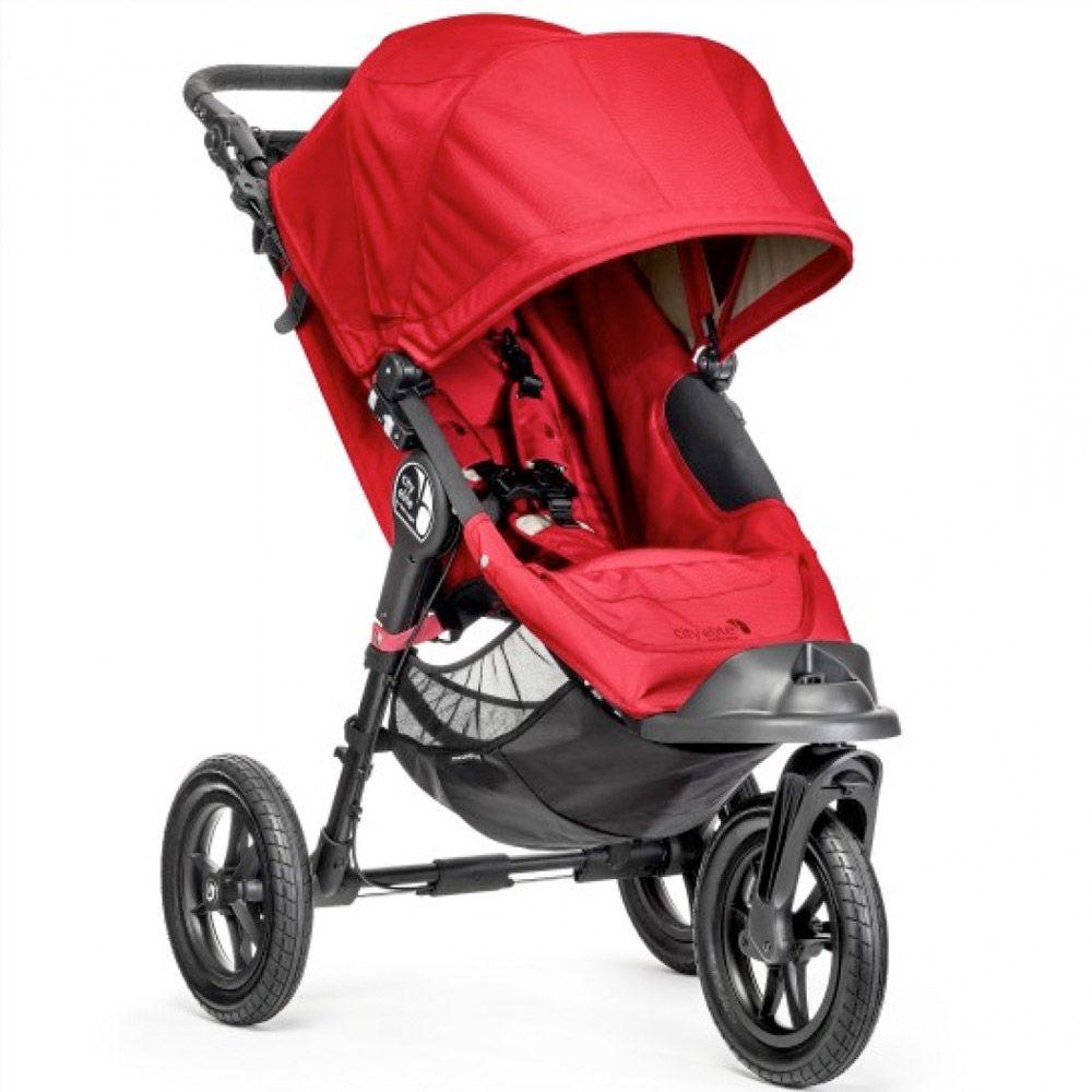 babyjogger-cityelite-gray   Baby jogger stroller, Baby ...