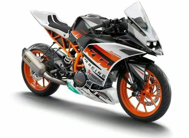 Ktn 390 Sepeda Motor Motor Mobil