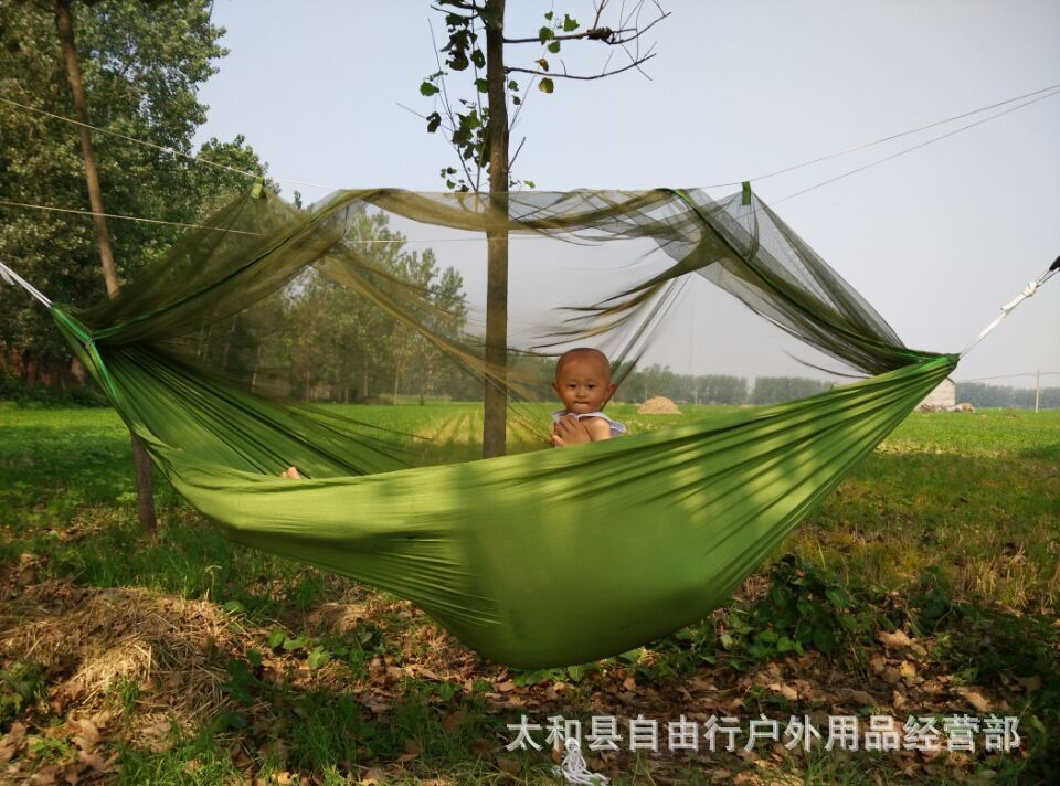 find more hammocks information about 2 person outdoor parachute hammock outdoor camping hanging sleeping bed swing