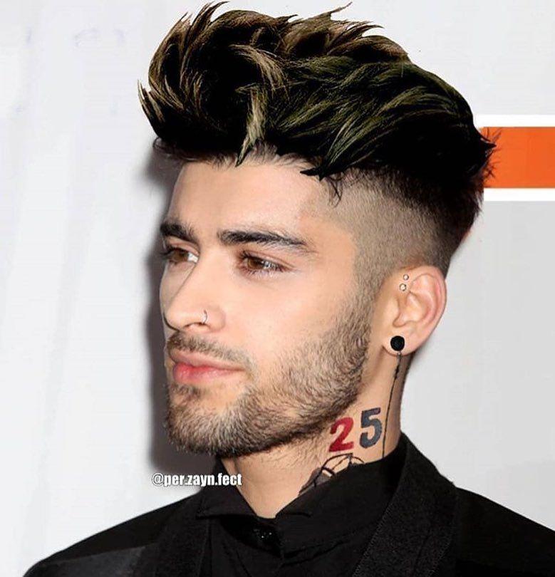 Frisur Zayn Malik Hairstyle Zayn Malik Pics Zayn Malik Style