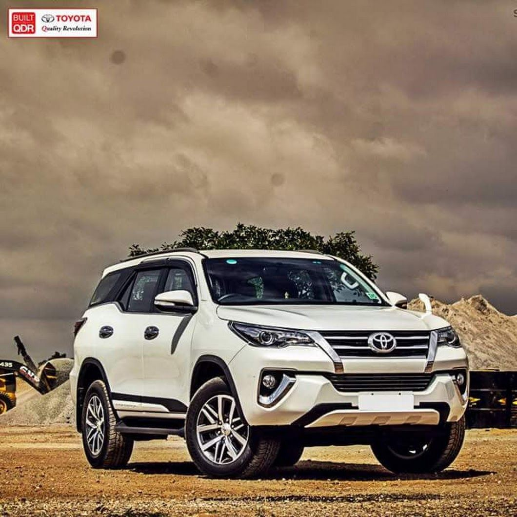 Fortuner White Car Toyota Car Models Toyota Suv Classic Cars