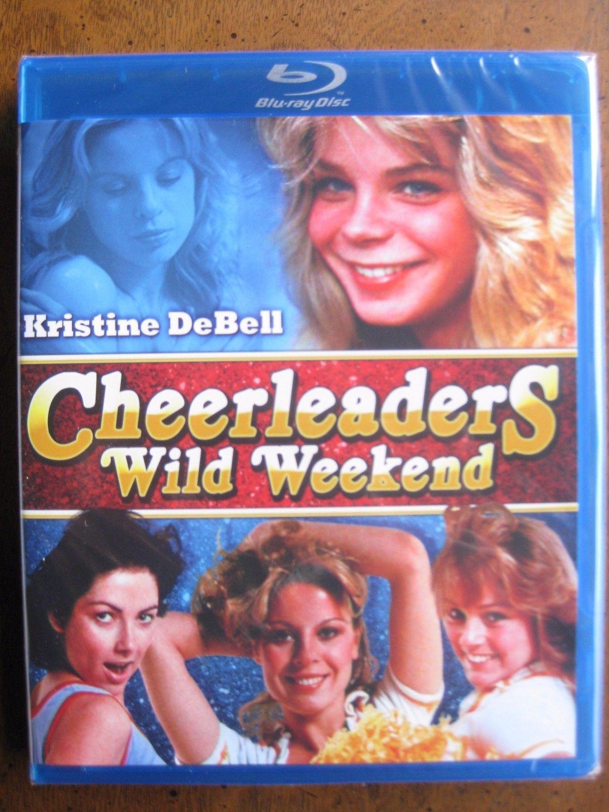 Wild Cheerleaders