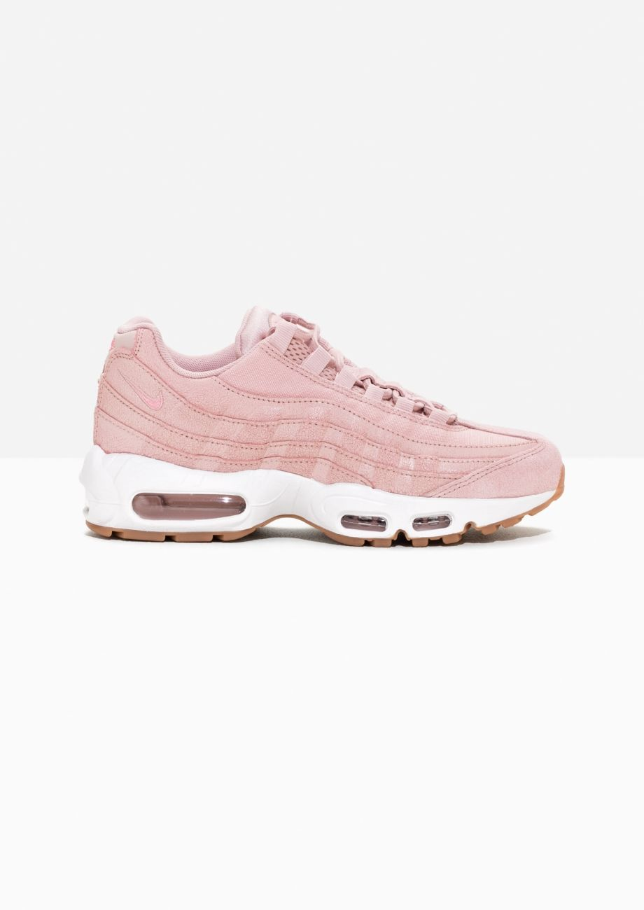 394d4500ab3 & Other Stories image 1 of Nike Air Max 95 PRM in Pink | Shoes I ...