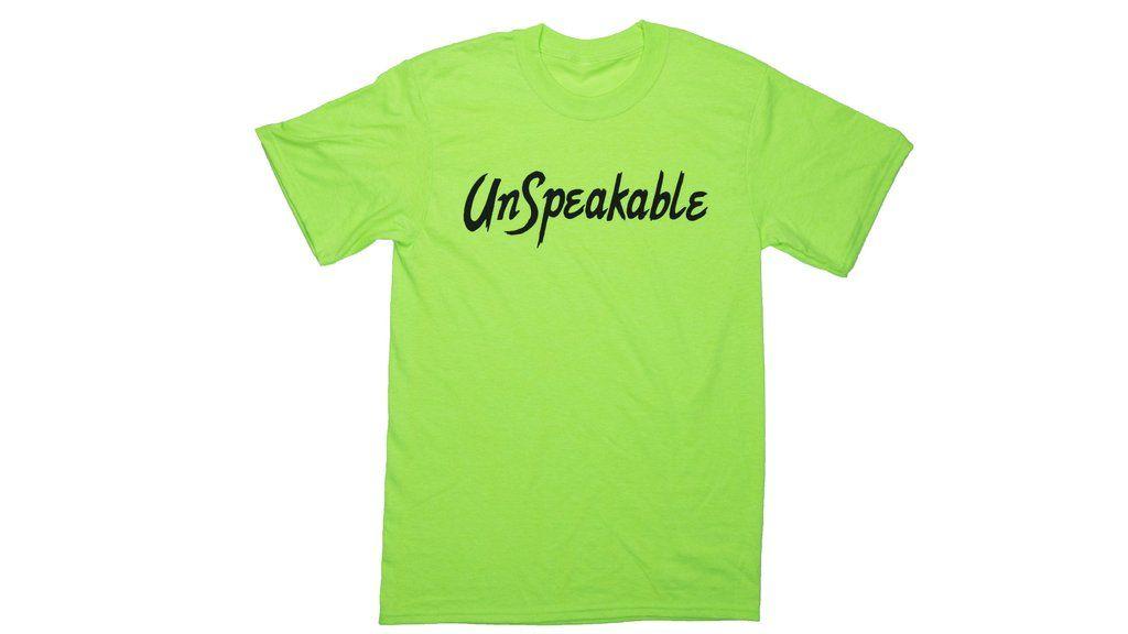 GREEN UNSPEAKABLE SHIRT | Shirts | Shirts, Mens tops, Simple