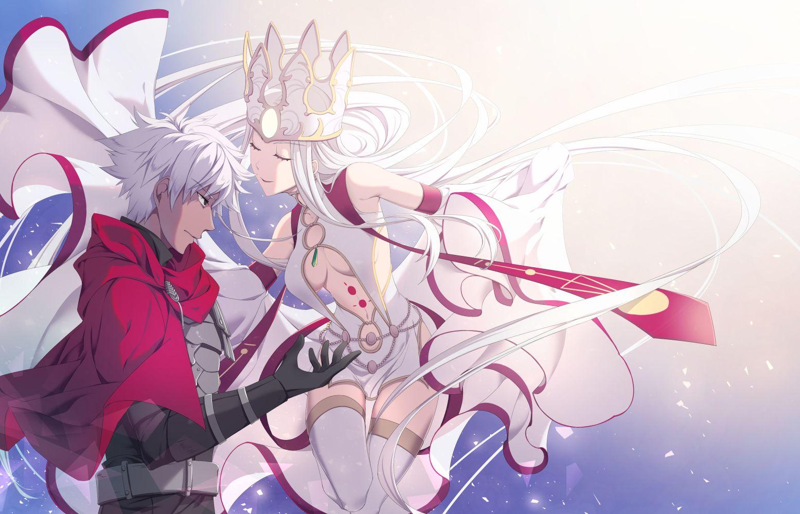 抑止 力 fate