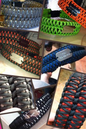 Paracord Dog Collars 2 Paracord Diy Paracord Dog Collars