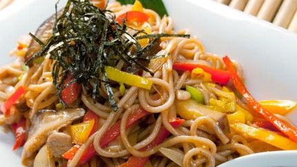 نودلز صيني بالدجاج Recipe Recipes From Heaven Chinese Food Chinese Cabbage