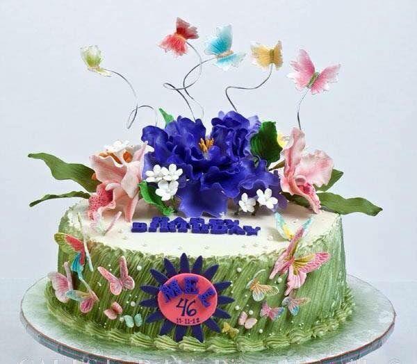 Pin by Gail Christine Clover on Wedding Cakes | Pinterest | Wedding ...