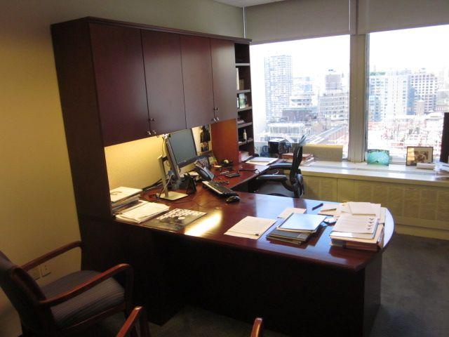 Used Office Desks   Bernhardt Desk Sets   Used Business Furniture