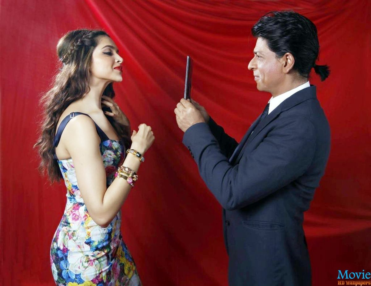 Shahrukh khan with deepika padukone wallpaper high quality 1024x768 - Click Here To Download In Hd Format Deepika Padukone Is Mohini Http Www Superwallpapers In Wallpaper Deepika Padukone Is Mohini Html Pinterest
