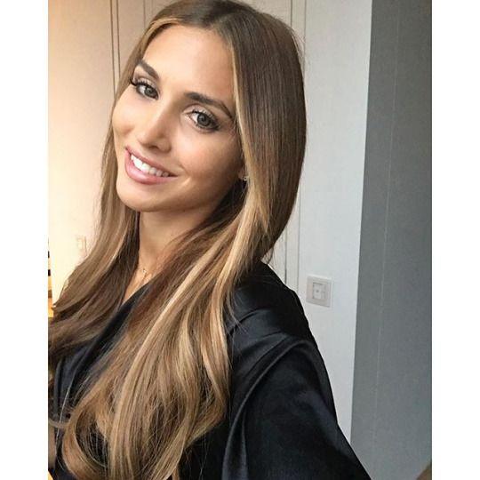 Ann Kathrin Vida Ann Kathrin Brommel Moderne Frisuren Haar